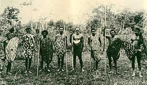 Tablelands Aborigines