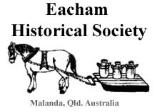 Eacham Historical Society